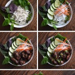 Bún Thịt Nướng Recipe (Vietnamese Grilled Pork & Rice Noodles)