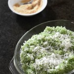 Pandan Sticky Rice Recipe (Xoi La Dua)