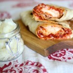 Recipe Roundup: Chicken Parm Wraps