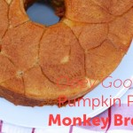Ooey Gooey Pumpkin Pie Monkey Bread