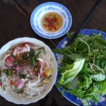 Van Ninh Squid Vermicelli – a simple dish of the sea