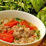 Bun Rieu Cua Recipe – Vietnamese Crab Noodle Soup