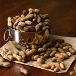 Boiled Peanuts Recipe [Seasoned With Salt]