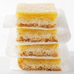 Lighten Up: Low-Fat Lemon Bars
