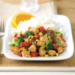 Healthy Dinner Recipes in 20′ :Sesame-Tofu Stir-Fry