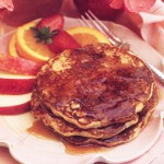 Indulge in these diabetic-friendly dishes: Applesauce Pancakes