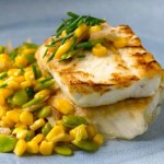Healthy Recipe: Pan-Roasted Halibut