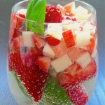 Recipe: Strawberry Basil Sangria