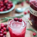 Cranberry & Sage Shrub (Drinking Vinegar)
