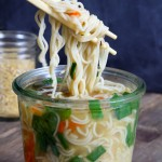 Gluten Free Instant Noodle Cups