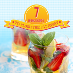 7 Drink Recipes To Flush The Fat Away