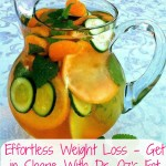 Effortless Weight Loss – Get in Shape With Dr. Oz's Fat Flush Water