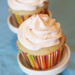 Gluten-Free Vanilla Cupcakes with Dairy-Free Buttercream