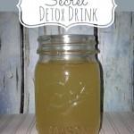 Secret Detox Drink