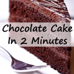 Dr Oz: Benefits of Coconut Flour & Almond Flour 2-Minute Cake Recipe