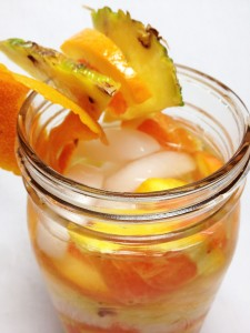 Pineapple-Orange-Fruit-Infused-Water