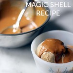 Copycat Magic Shell Recipe Starring Caramelized White Chocolate