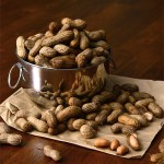 Boiled Peanuts Recipe [Seasoned With Salt]