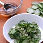 Sunomono Salad Recipe (Japanese Cucumber Salad)