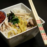 "Recipe: ""Bun Thang""(Vermicelli and chicken soup)"