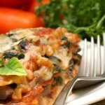 Muscle-Up Mushroom and Turkey Lasagna Recipe