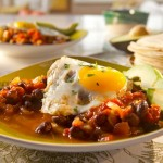 WEIGHT-LOSS RECIPES: Huevos Rancheros
