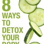 8 Ways To Detox Your Body