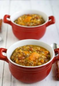Crockpot-bean-wild-rice-and-sweet-potato-soup.