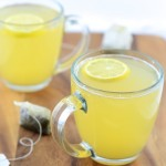 Green Tea Lemonade (Warm) – Weight Loss Lemonade