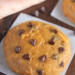 The Ultimate Healthy Soft & Chewy Pumpkin Chocolate Chip Cookies