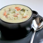 EASY 30-MUNITE VEGETABLE CHOWDER