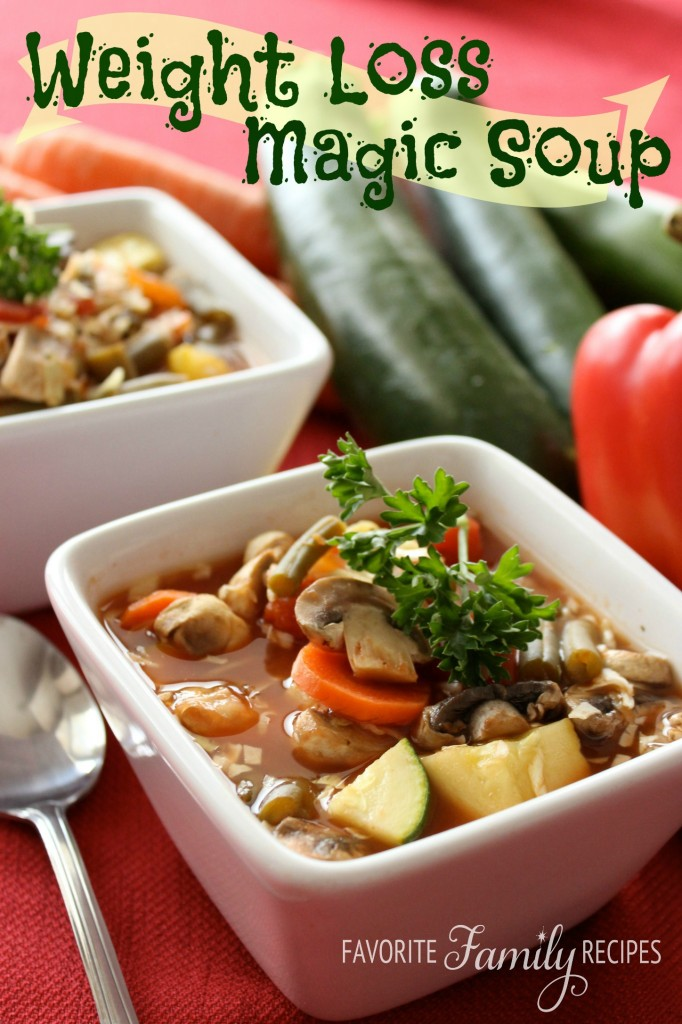 Weight Loss Magic Soup - Recipes for Diabetes-Weight Loss ...