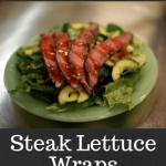 """Dr Oz: """"300 Sandwiches"""" 1-Minute Recipes + Steak Lettuce Wraps"""