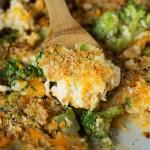 Broccoli, Rice, and Chicken Casserole