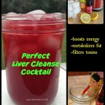 Perfect Liver Cleanse Cocktail with an Energy Booster