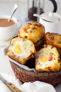 baconandeggbreakfastmuffins